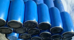 thùng phuy nhựa 160l