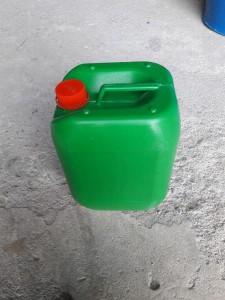 can nhựa 10l xanh