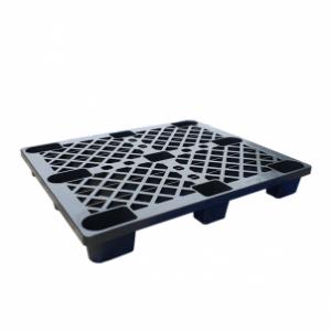 Pallet nhựa chân cốc PLC-01 XK màu đen